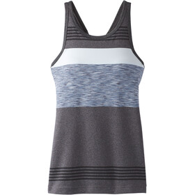 Prana Alois Top Mujer, forest heather stripe